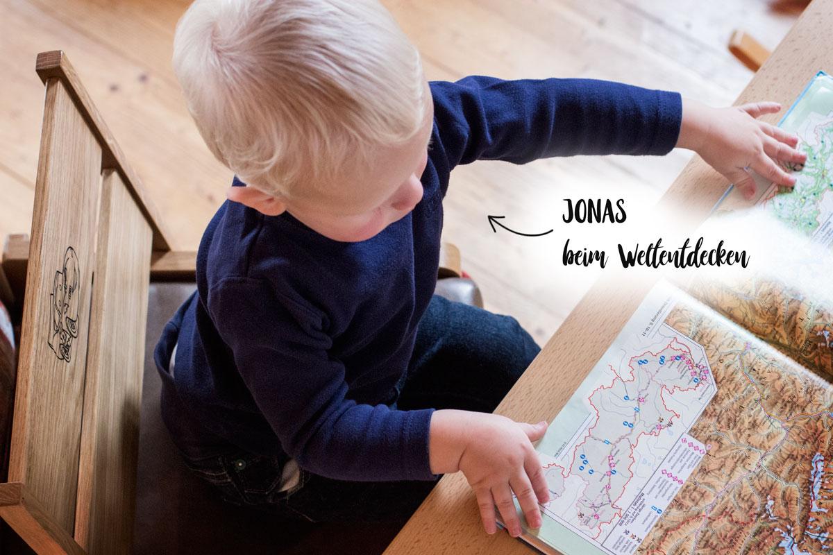 TISCHKIND Kindersitzerhöhung | Weltentdecken