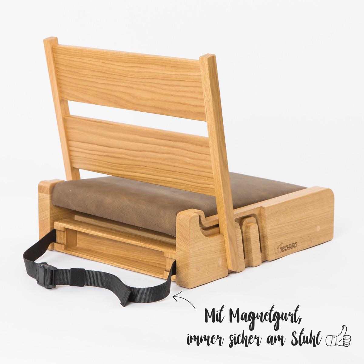 Kindersitzerhöhung für Esstisch | Stuhl Sitzerhöhung